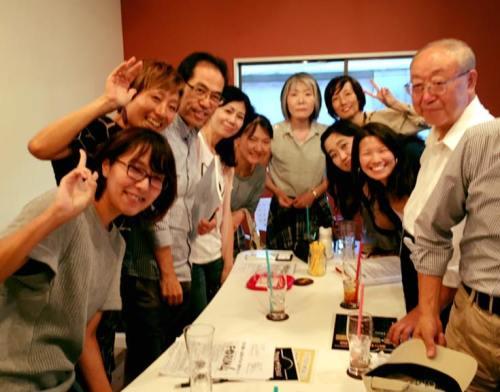 憲法カフェの写真_ママの会@神奈川